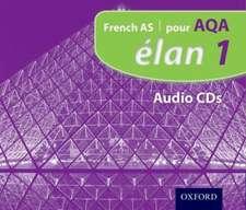 Élan: 1: Pour AQA Audio CDs