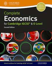 Complete Economics for Cambridge IGCSE® and O-level (Second Edition)