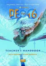PE to 16 Teacher Handbook