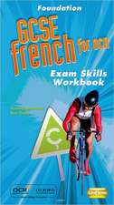 GCSE French for OCR Exam Skills Workbook Foundation