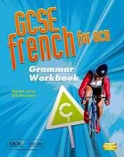 OCR GCSE French Grammar Workbook Pack (6 pack)