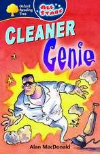 Oxford Reading Tree: All Stars: Pack 2A: Cleaner Genie