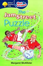 Oxford Reading Tree: All Stars: Pack 3: The Jam Street Puzzle