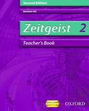 Zeitgeist: 2: A2 Teacher's Book