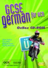GCSE German for OCR Resources and Planning OxBox