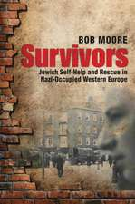 Survivors: Jewish Self-Help and Rescue in Nazi-Occupied Western Europe