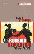 The Russian Revolution, 1905-1921