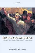 Buying Social Justice: Equality, Government Procurement, & Legal Change