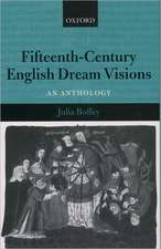 Fifteenth-Century English Dream Visions: An Anthology
