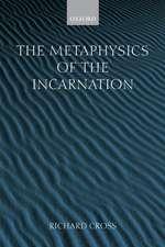 The Metaphysics of the Incarnation: Thomas Aquinas to Duns Scotus