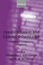 Areal Diffusion and Genetic Inheritance: Problems in Comparative Linguistics