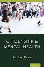 Citizenship & Mental Health