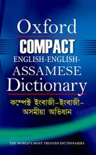 Compact English-English-Assamese Dictionary