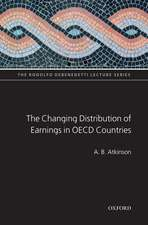 The Changing Distribution of Earnings in OECD Countries