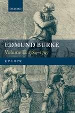 Edmund Burke, Volume II: 1784-1797