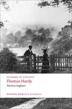 Authors in Context: Thomas Hardy