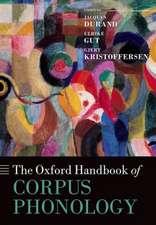 The Oxford Handbook of Corpus Phonology