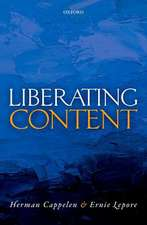 Liberating Content