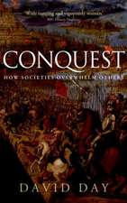 Conquest: How Societies Overwhelm Others