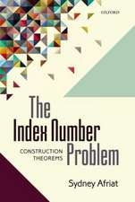 The Index Number Problem: Construction Theorems