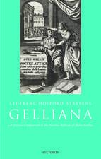 Gelliana: A Textual Companion to the Noctes Atticae of Aulus Gellius