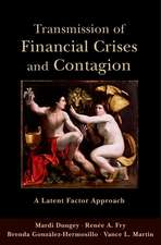 Transmission of Financial Crises and Contagion: A Latent Factor Approach