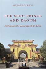 The Ming Prince and Daoism: Institutional Patronage of an Elite