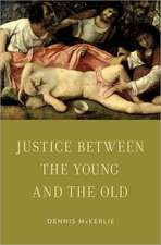 Justice Between the Young and the Old