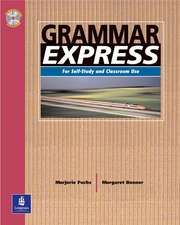 Grammar Express, Intermediate:  For Self-Study and Classroom Use