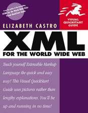 XML for the World Wide Web: Visual QuickStart Guide