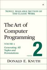 The Art of Computer Programming:  Generating All Tuples and Permutations