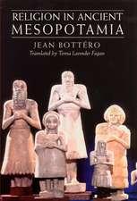 Religion in Ancient Mesopotamia