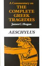 A Commentary on the Complete Greek Tragedies. Aeschylus (Paper)