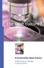 The One Culture? – A Conversation about Science