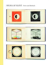 Hilma af Klint – Notes and Methods