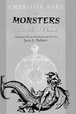 On Monsters & Marvels