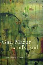 Land`s End – New and Selected Poems