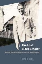 The Lost Black Scholar – Resurrecting Allison Davis in American Social Thought