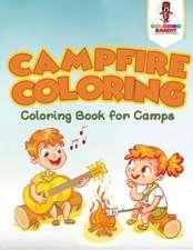 Campfire Coloring