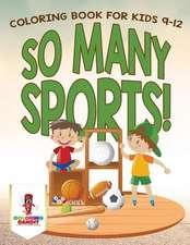 So Many Sports!