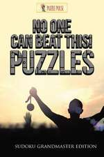 No One Can Beat This! Puzzles