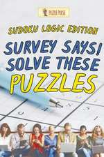 Survey Says! Solve These Puzzles