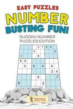 Number Busting Fun! Easy Puzzles
