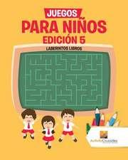 Juegos Para Ninos Edicion 5