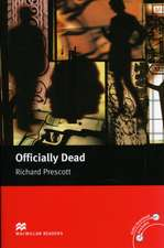 Macmillan Readers Officially Dead Upper Intermediate Reader Without CD