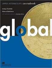 Clandfield, L: Global - Coursebook - Upper Intermediate - CE