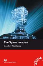 Macmillan Readers Space Invaders The Intermediate Without CD