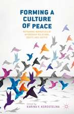 Forming a Culture of Peace: Reframing Narratives of Intergroup Relations, Equity, and Justice