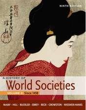 McKay, J: History of World Societies