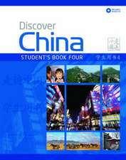 Discover China Level 4 Student's Book and CD Pack